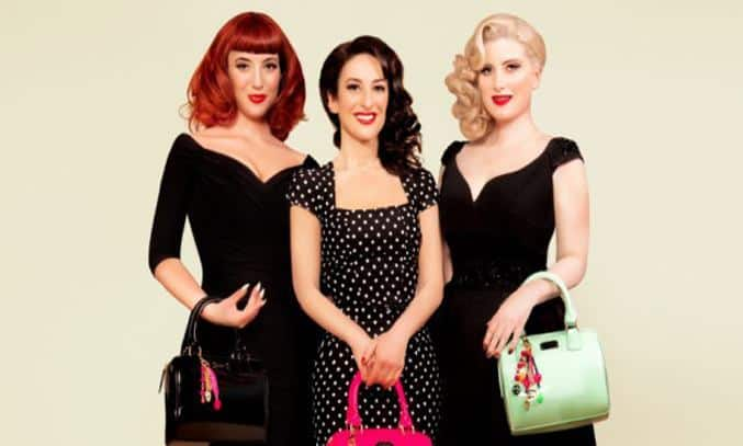 The Puppini Sisters The Highlife Tour at Sale Waterside