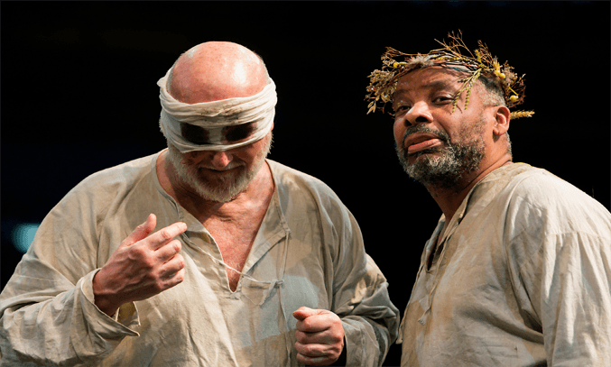 King Lear, Royal Exchange