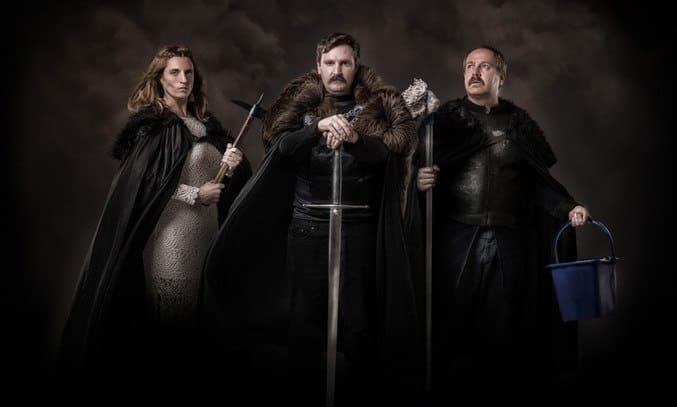 Graeme of Thrones