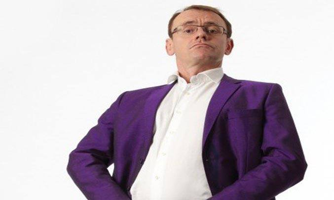 Sean Lock Keep It Light at The Lowry