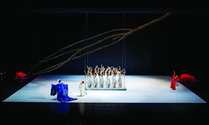 The National Ballet of China: THE PEONY PAVILION