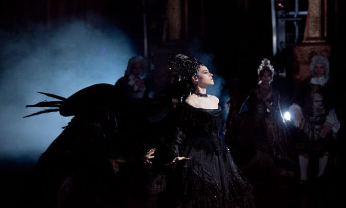 Samara Downs as Carabosse-in THE SLEEPING BEAUTY. Photo: Ty Singleton