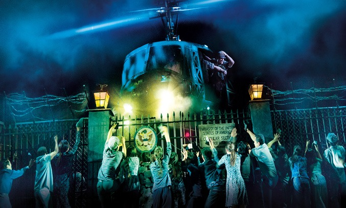 Cameron Mackintosh's touring production of MISS SAIGON