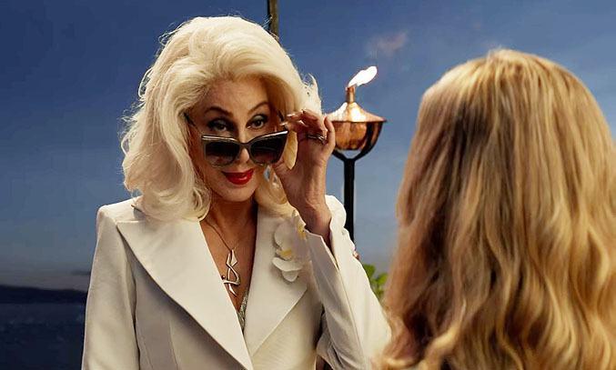 Cher in Mamma Mia! Here We Go Again (2008)