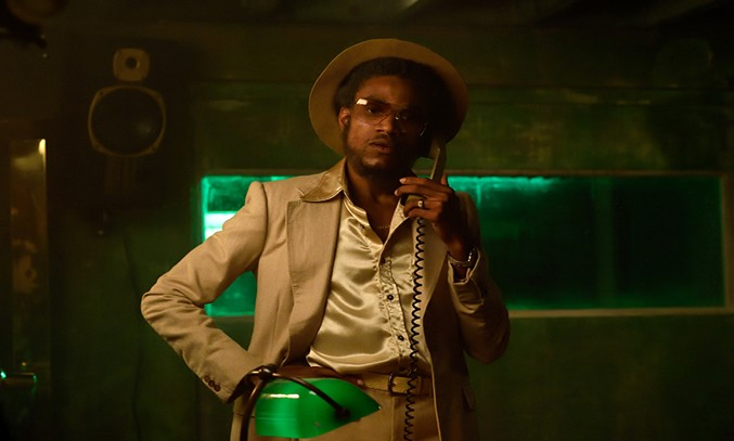 Sheldon Shepherd in YARDIE (2018)
