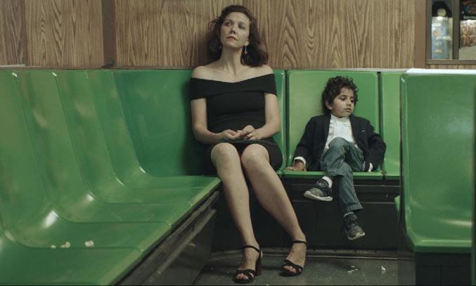 Maggie Gyllenhaal and Parker Sevak in THE KINDERGARTEN TEACHER