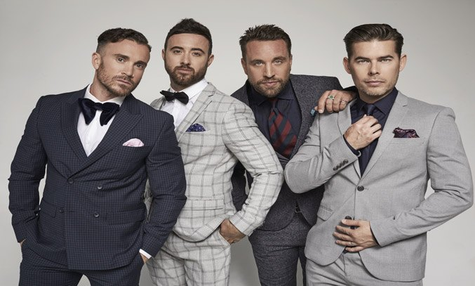 The Overtones UK Tour 2018