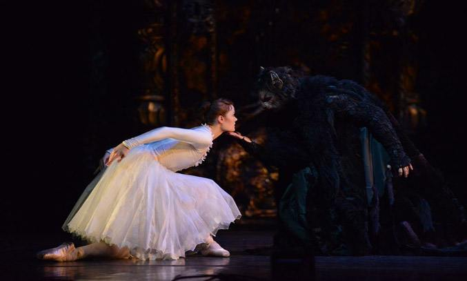 Birmingham Royal Ballet BEAUTY AND THE BEAST UK Tour 2019