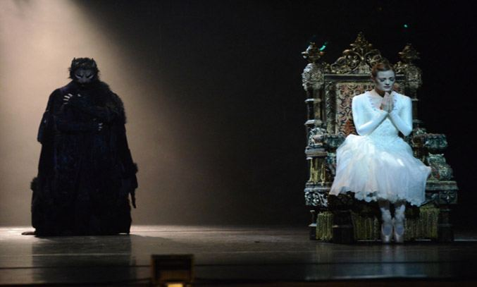 Birmingham Royal Ballet BEAUTY AND THE BEAST UK Tour 2019