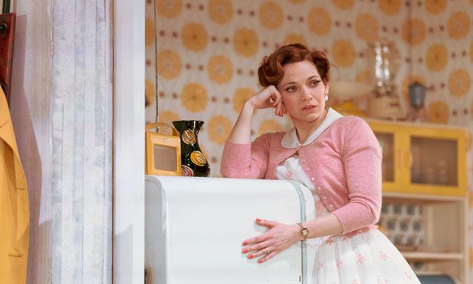 Katherine Parkinson as Judy in HOME, I'M DARLING