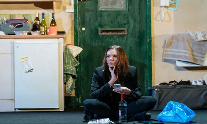 Samantha Womack as Rachel Watson in THE GIRL ON THE TRAIN