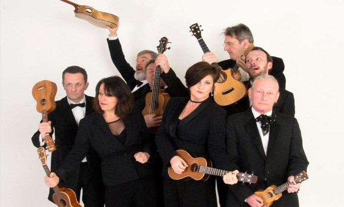 ukulele orchestra of great Britain