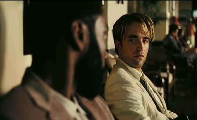 John David Washington and Robert Pattinson in Tenet (2020)