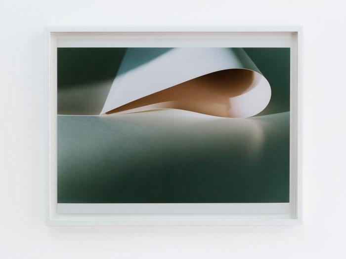 Wolfgang Tillmans Paper Drop (Shadow), 2006 C Type print