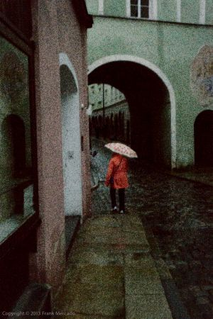 Untitled #9, from the series A Rainy Day in Europe