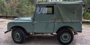 Landrover old