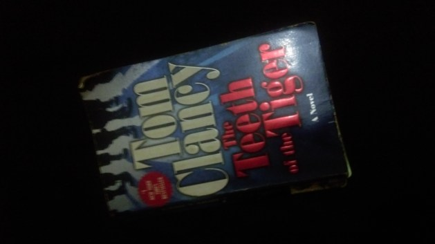 Jan Books - The Teeth of the Tiger - Tom Clancy