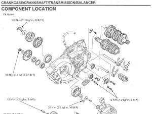 Service manual  2009  2012 Honda CRF450R  Frank! MXParts