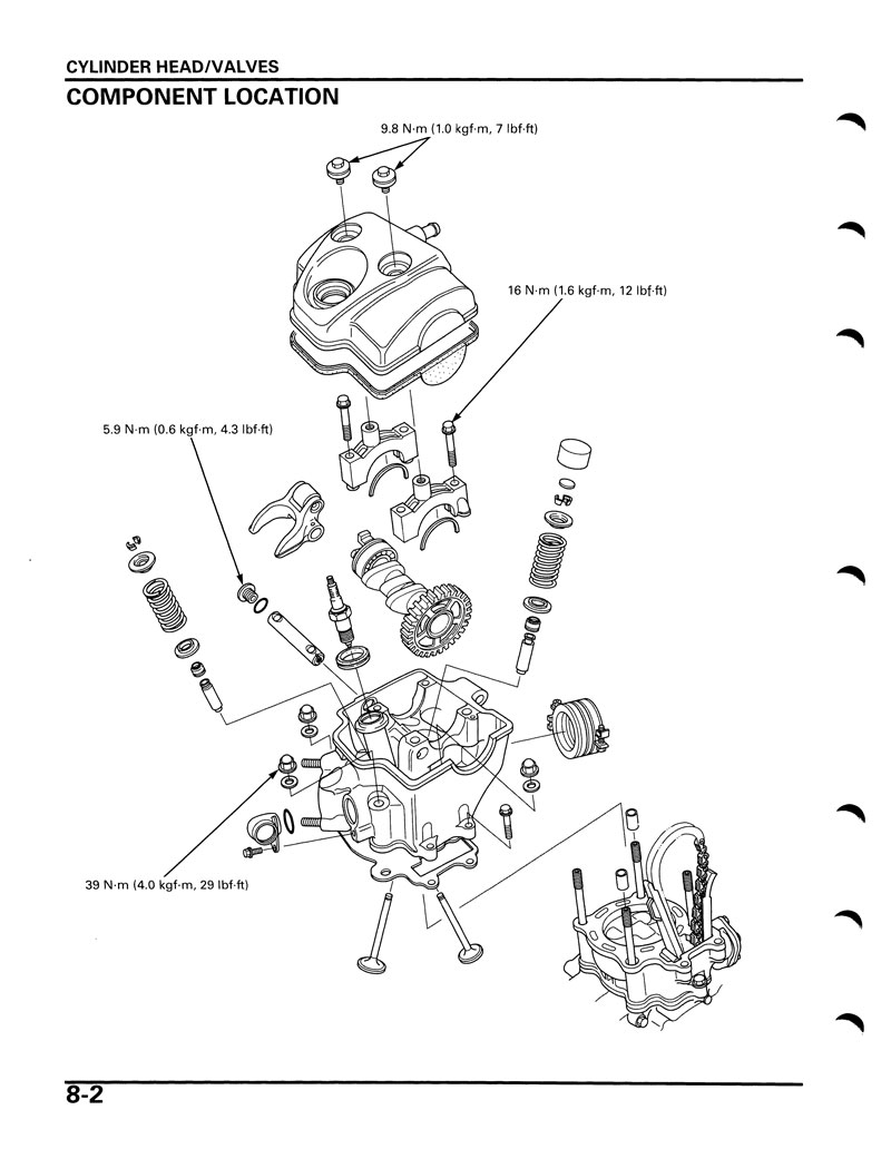 Service manual 2004 2005 honda crf250r frank mxparts