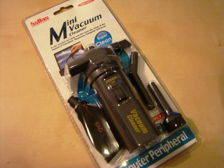 Photo of Mini Vacuum