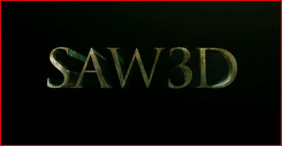 Photo of Saw 3D Teaser Trailer