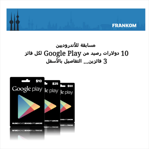 competition google play