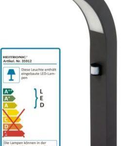 Heitronic Pironde 2/600 LED Sockelleuchte