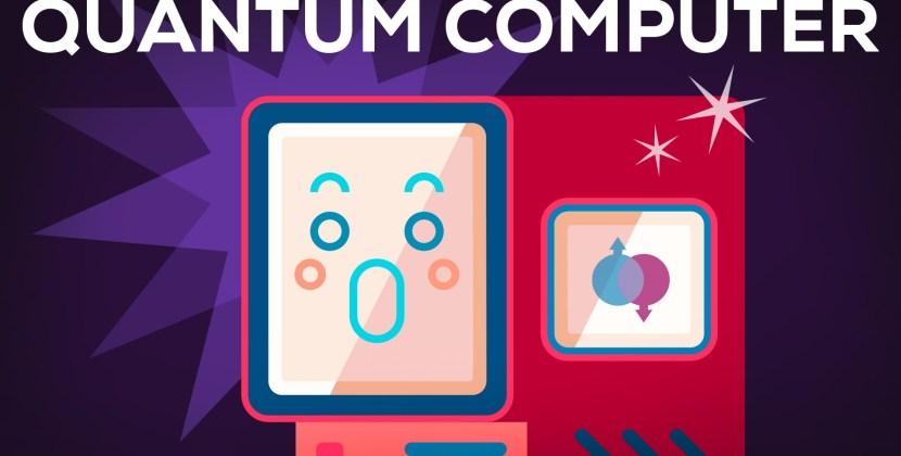 Quantum Computers Explainer Video