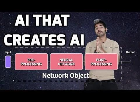 AI that Creates AI