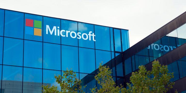 Back at Microsoft