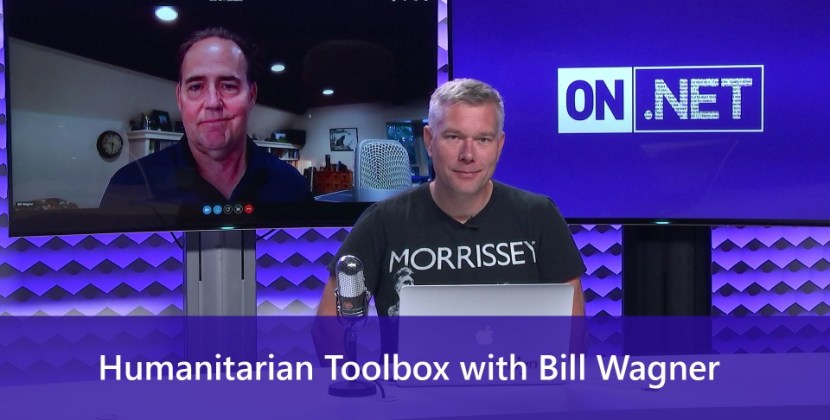 Humanitarian Toolbox with Bill Wagner