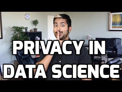 Privacy in Data Science