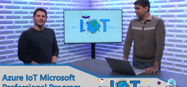 Azure IoT Microsoft Professional Program