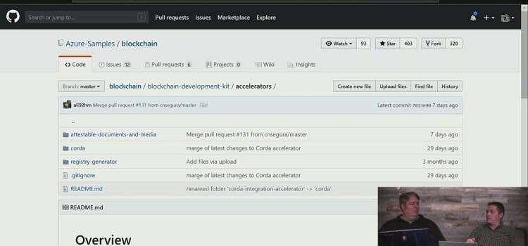 Blockchain Based Registries