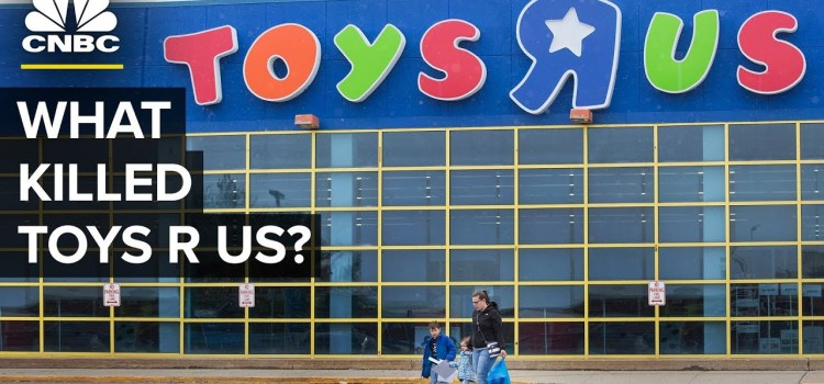 What Killed Toys R US?