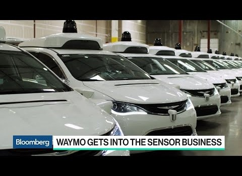 To Lower Cost of Self-Driving Cars Waymo Starts Selling Sensors