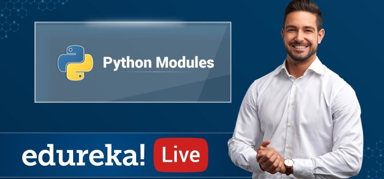 Modules In Python Tutorial For Beginners