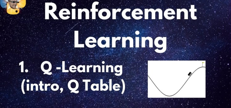 Reinforcement Learning Intro: Q Learning Intro/Table