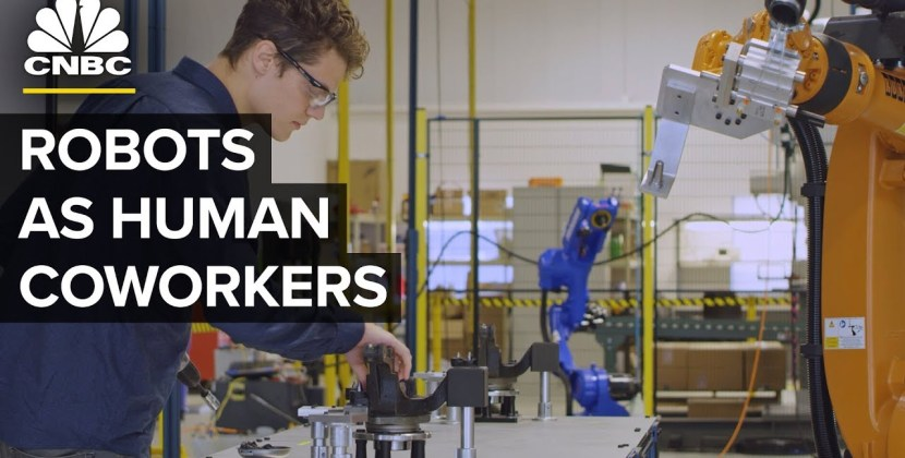 Robots as Co-Workers