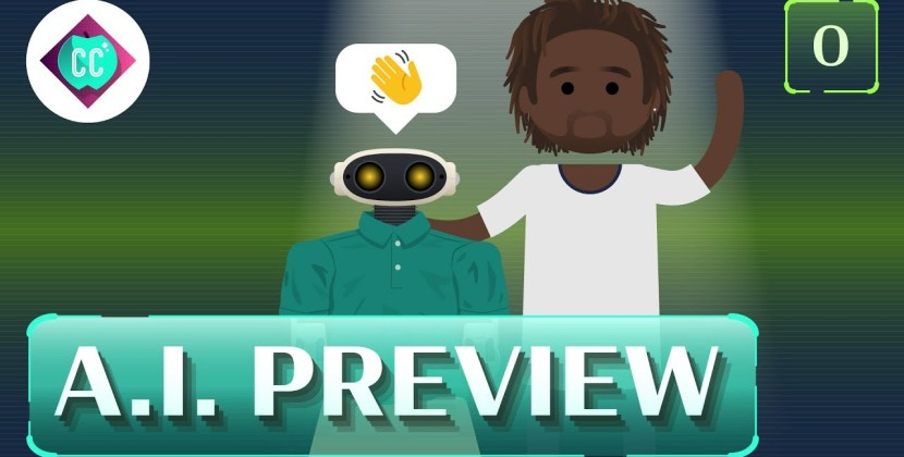 Preview of Crash Course Artificial Intelligence