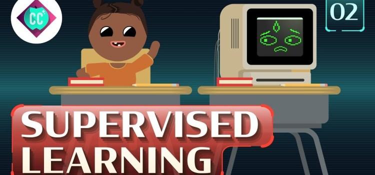 Crash Course AI: Supervised Learning
