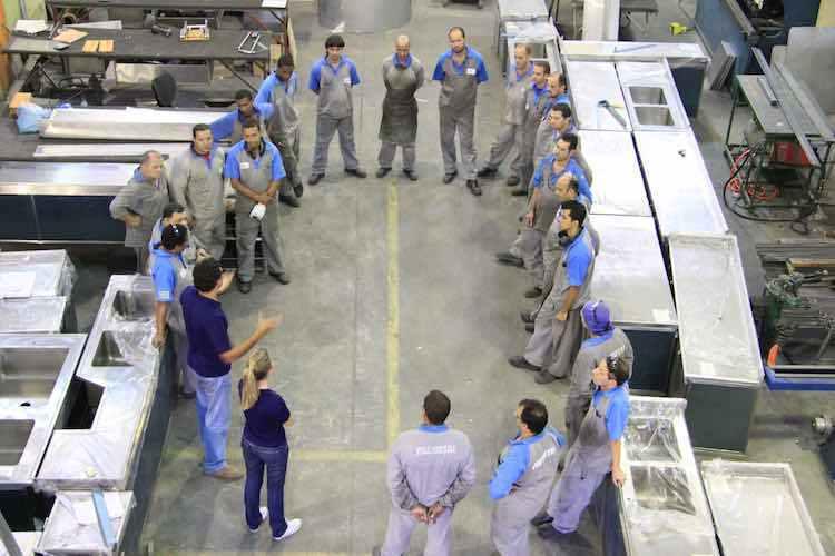 A smart factory needs a smart workforce
