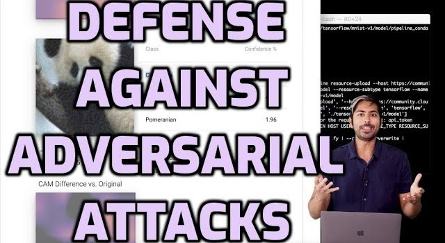 Defense Against Adversarial Attacks