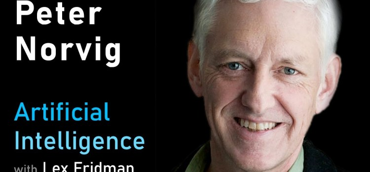 Artificial Intelligence: A Modern Approach with Peter Norvig