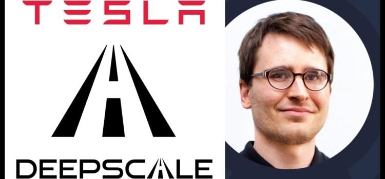Tesla Acquires Computer Vision Startup DeepScale
