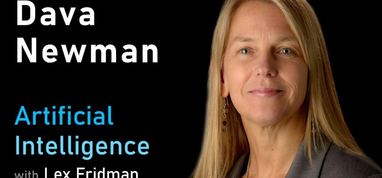 Dava Newman on Space Exploration, Space Suits, and Life on Mars