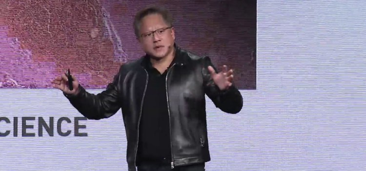 NVIDIA CEO Jensen Huang on the Expanding Universe of HPC