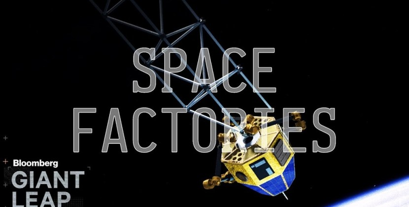 Factories in Space