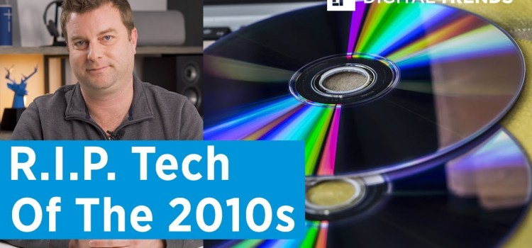 Tech That Died In The 2010s