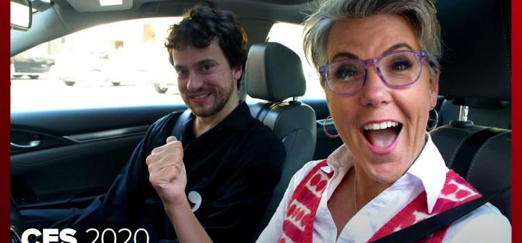 Roadshow Takes Comma AI for a Spin